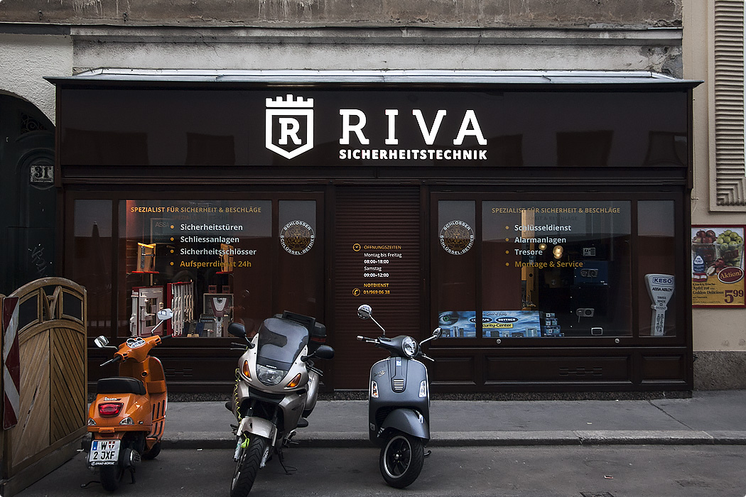 RIVA outdoor design