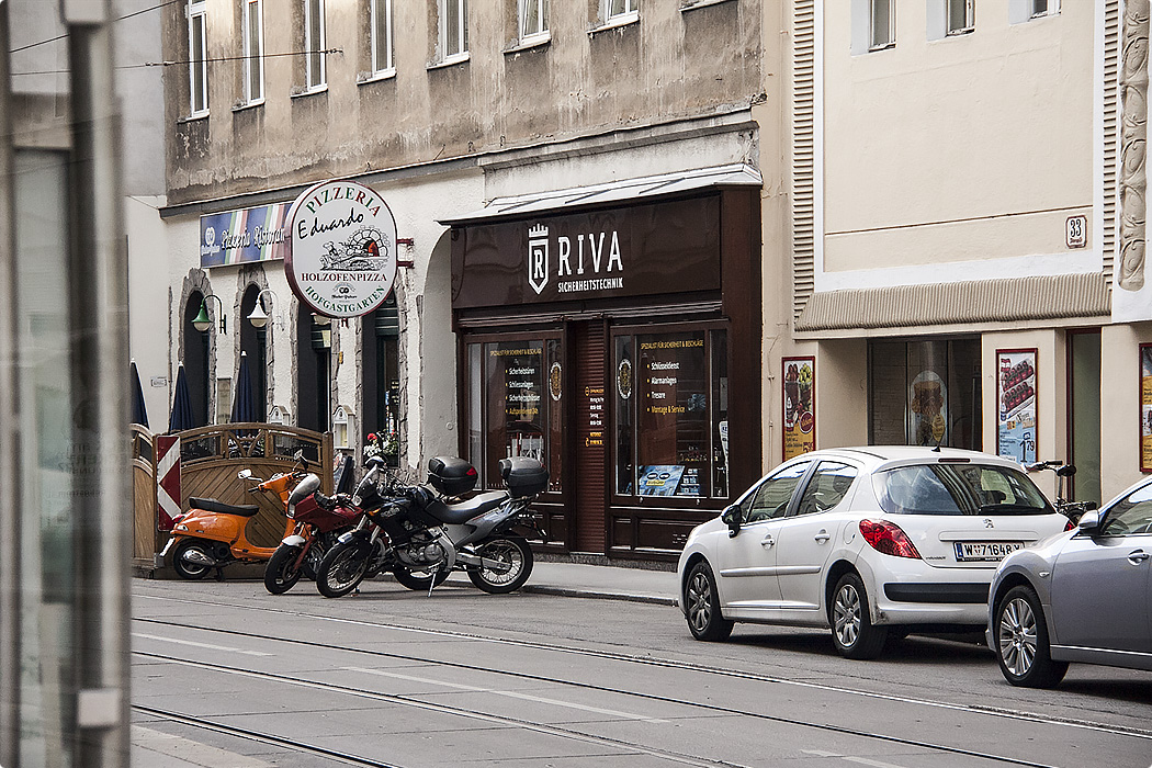 RIVA outdoor look