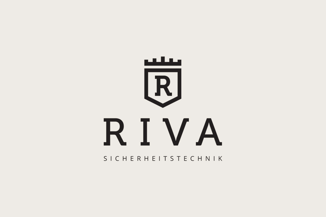 New RIVA logotype